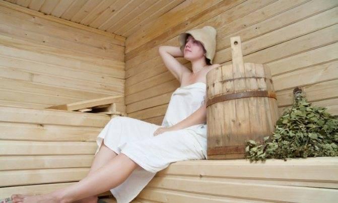 Можно ли при цистите ходить в баню и сауну: советы женщинам и мужчинам