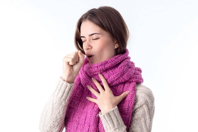сухой навязчивый кашель