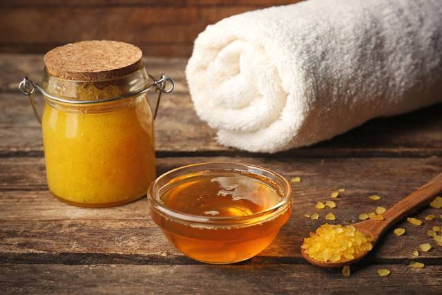 Компресс от кашля ребенку с медом