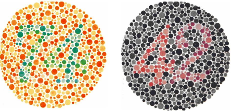 Цветное зрение