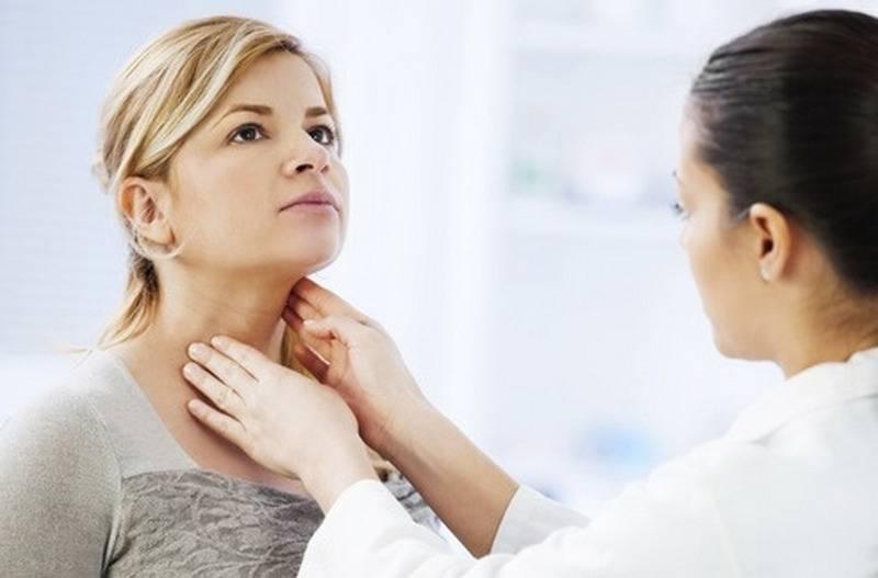 Гормональный сбой щитовидной железы, симптомы