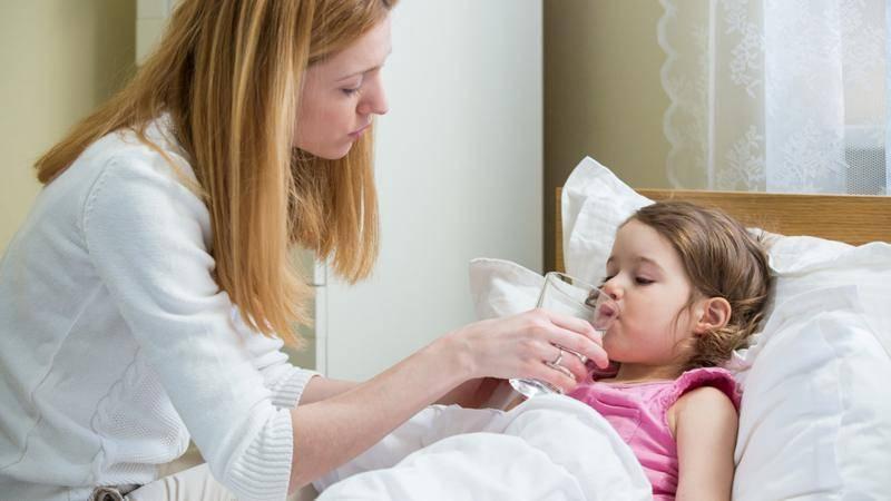 Как помочь ребенку облегчить кашель в ночное время суток