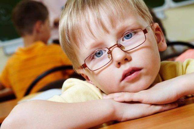 Причины и лечение дальнозоркости у детей