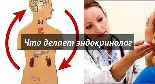 Как называется врач по щитовидке?