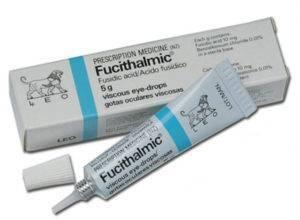 Фуциталмик: инструкция по применению, аналоги, цена, отзывы