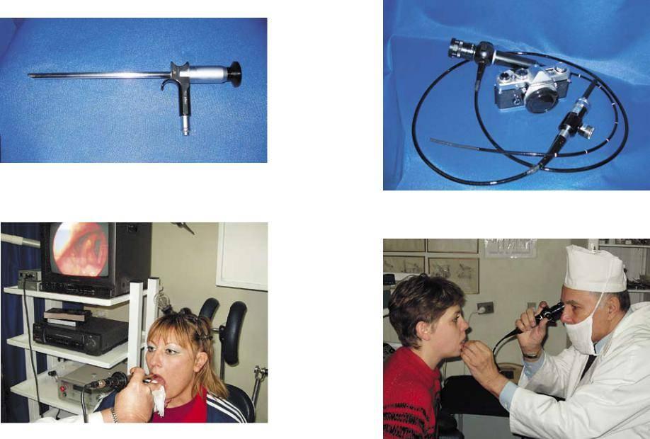 Ларингоскопия - что это такое, особенности проведения, показания и отзывы