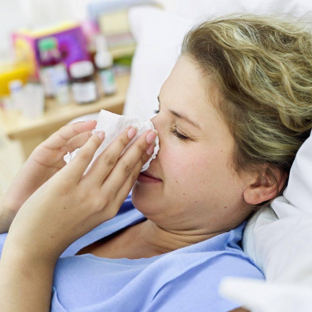 Лечение острого ринофарингита, его причины и симптомы