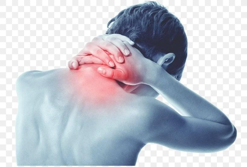 невралгия шейного нерва симптомы