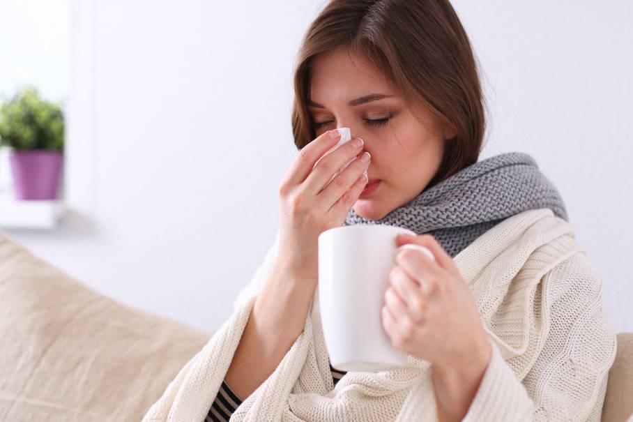 как быстро избавиться от кашля и насморка