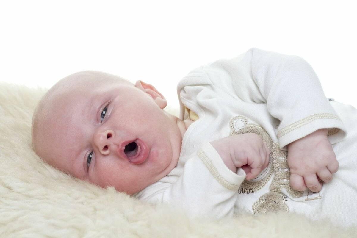 Что такое стридор у новорожденных?