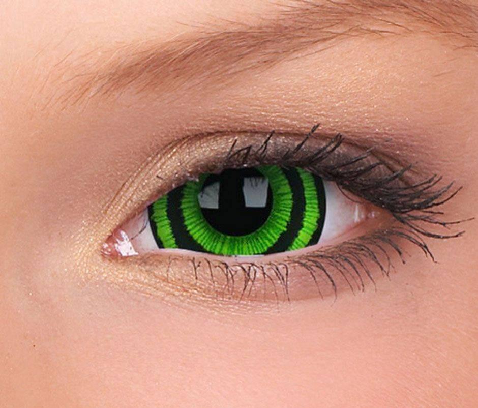 Вредны ли линзы для глаз цветные: носить или нет, вред для здоровых людей, портят зрение, чем опасны для подростков, минусы