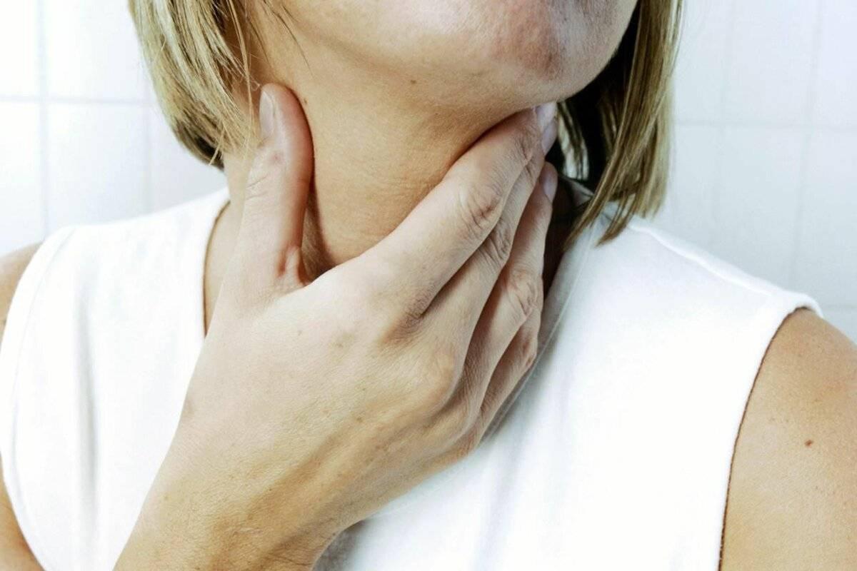 Щитовидная железа симптомы | pro shchitovidku