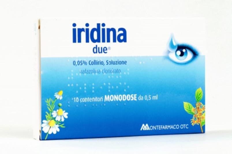 Iridina капли для глаз: инструкция по применению, отзывы