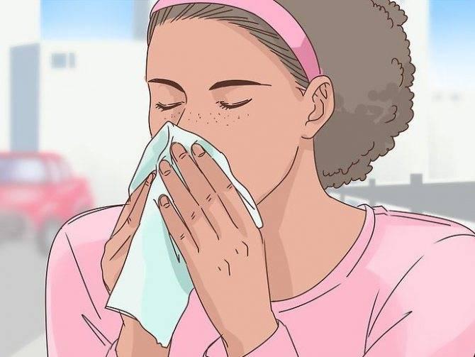 Ночью из носа пошла кровь: первая помощь и рекомендации