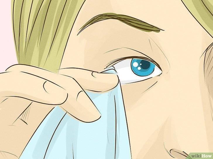 Чем может быть вызвано ощущение инородного тела в глазу, как избавиться от дискомфорта?