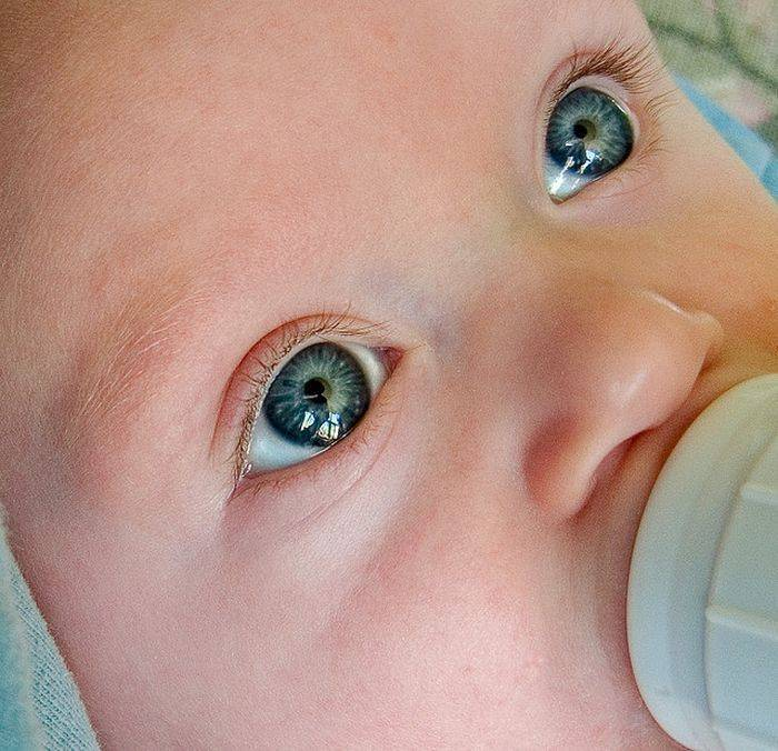 Развитие ребёнка от рождения до 1 месяца