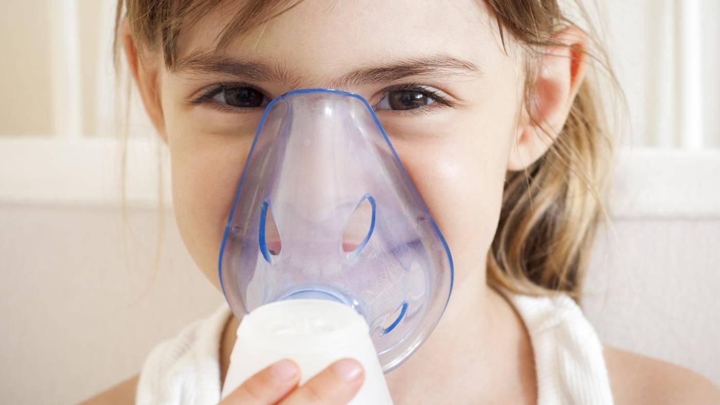 ингаляция детям при кашле в домашних условиях