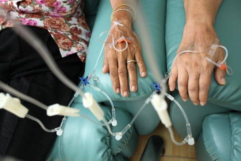 Рак печени химиотерапия
