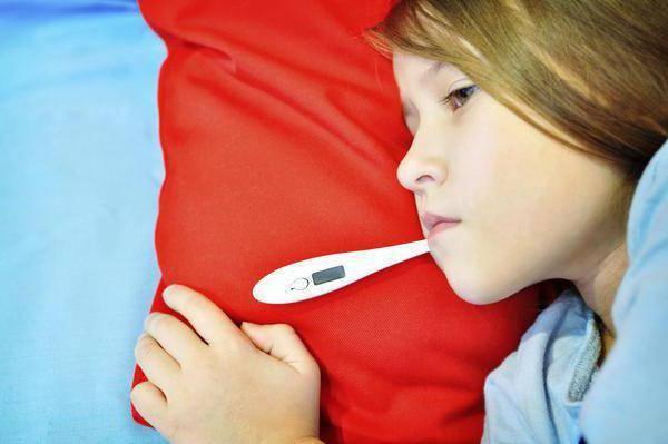 Сколько дней держится температура при ангине