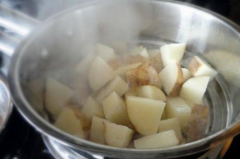 как правильно дышать над картошкой при насморке