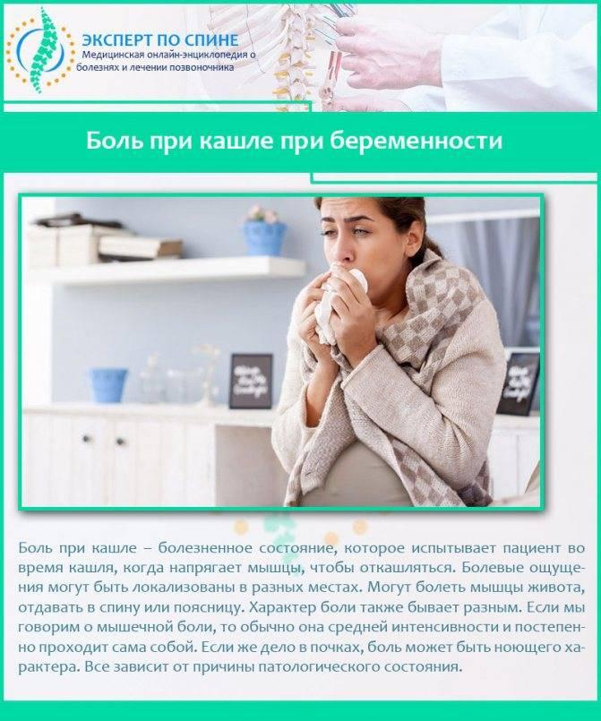 кашель с болью в горле