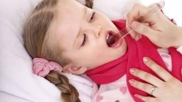 Красная стенка горла у ребенка – что делать?