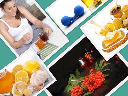 мед при геморрое рецепты