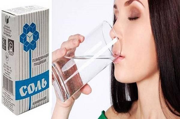 Водка от боли в горле