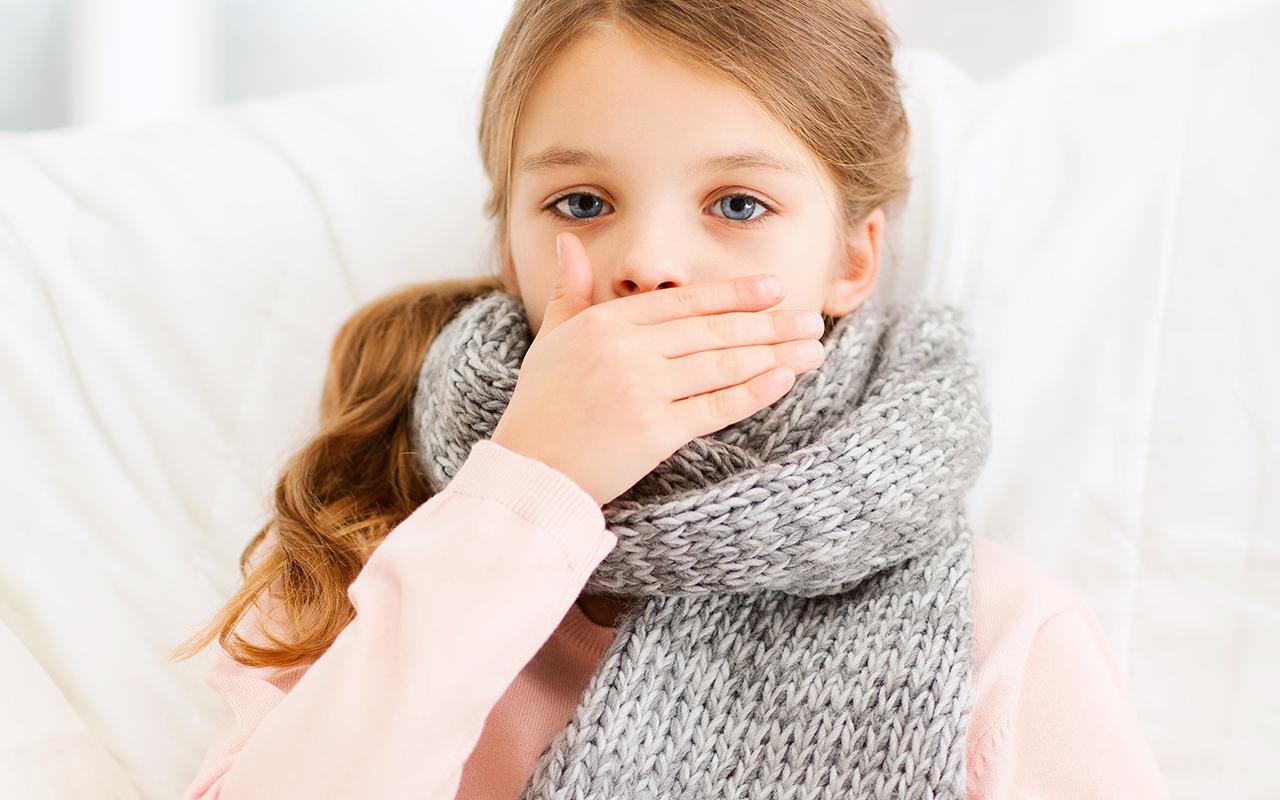 причины кашля у ребенка без температуры
