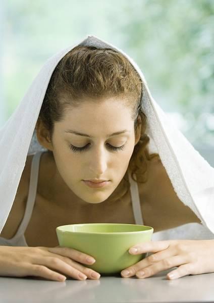 Полезна ли баня или сауна при гайморите