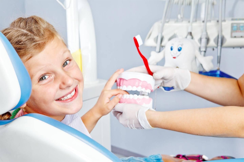 что делает ортодонт детский