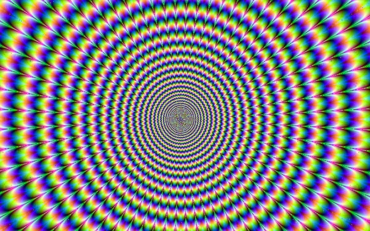 визуальные галлюцинации