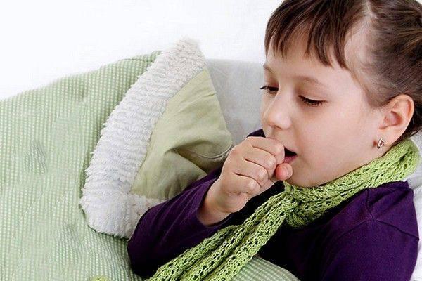 виды кашля у детей и их лечение