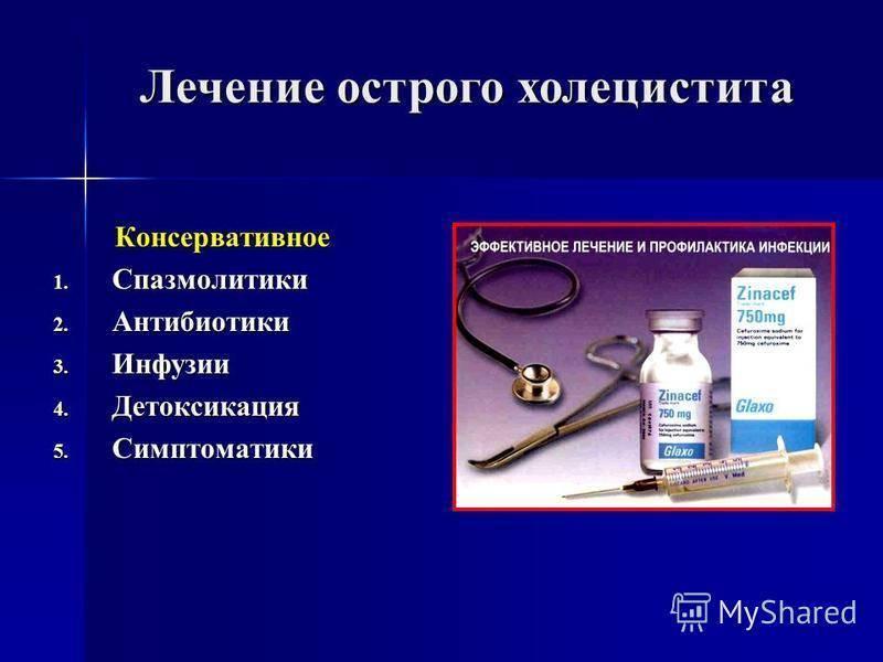 можно ли вылечить хронический холецистит навсегда