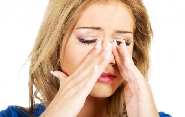 Затяжной кашель и гайморит