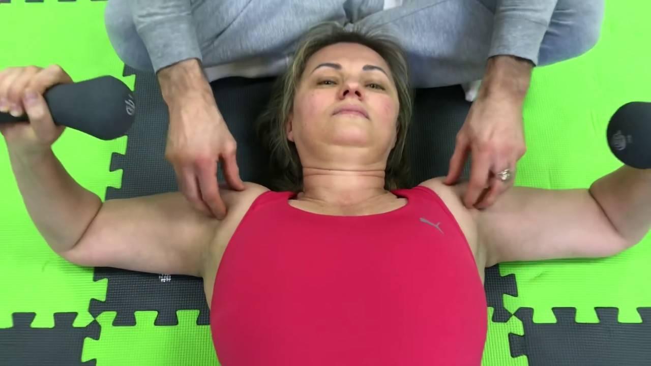 физические упражнения при мастопатии