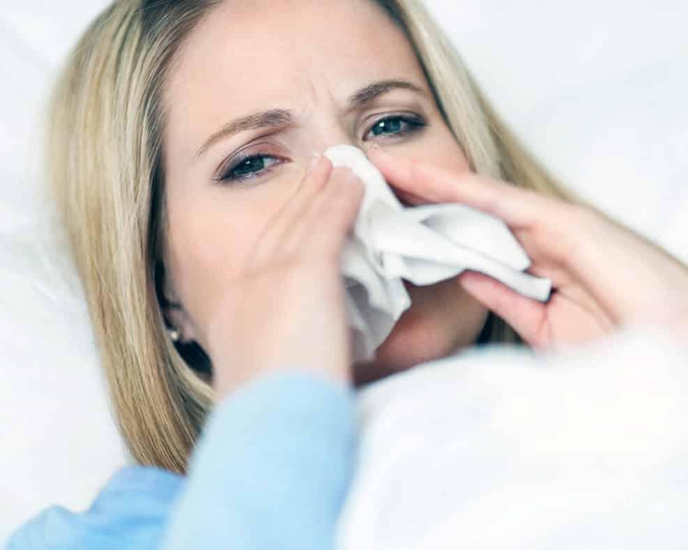 Постоянный насморк? - причины, виды, лечение
