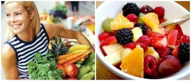 Правильная диета при демодекозе: список разрешенных продуктов, примерное меню, советы