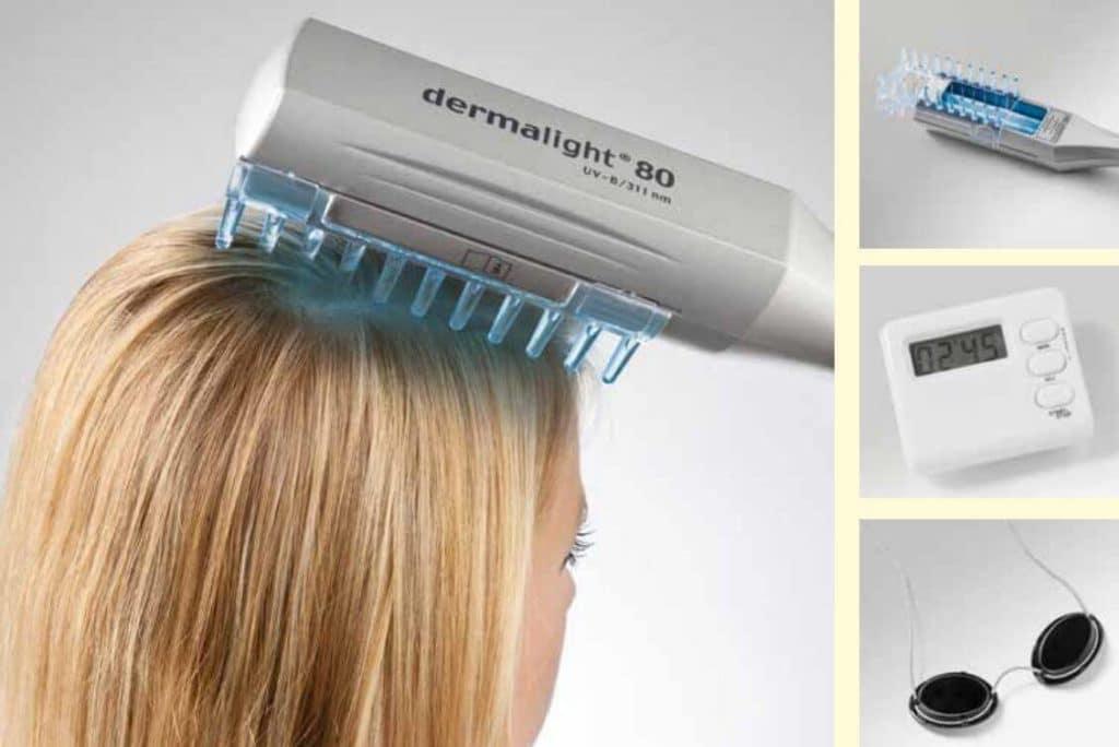 Псориаз лечение фототерапия