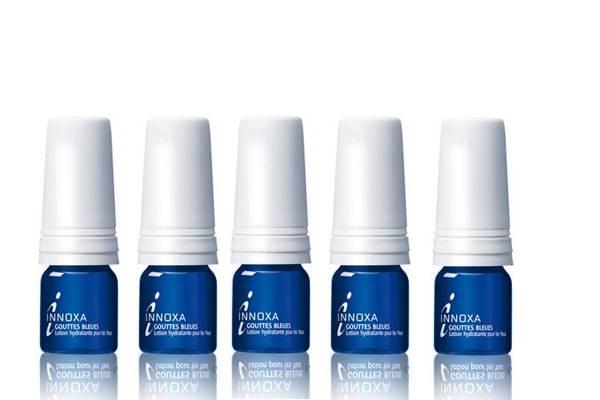 Голубые капли для глаз innoxa отзывы