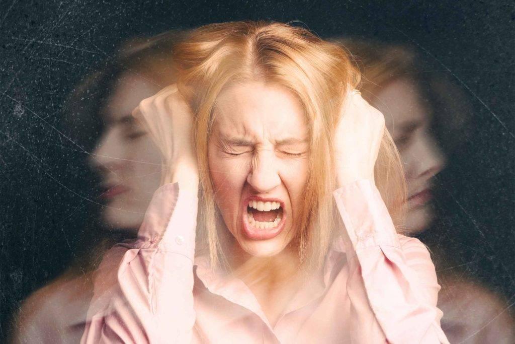 реактивные психозы