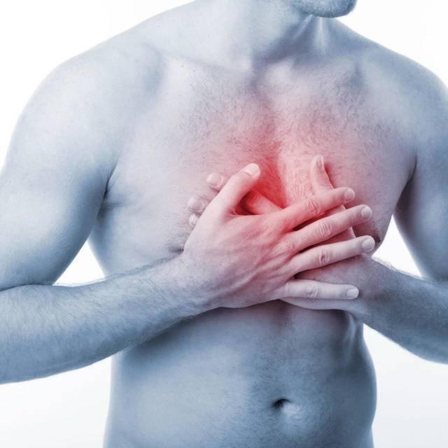боль в груди невралгия
