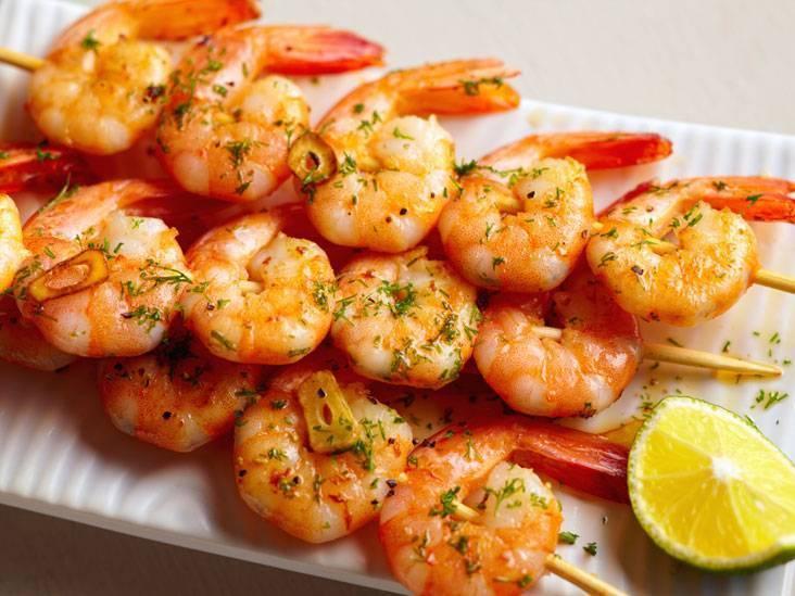 Холестерин в морепродуктах