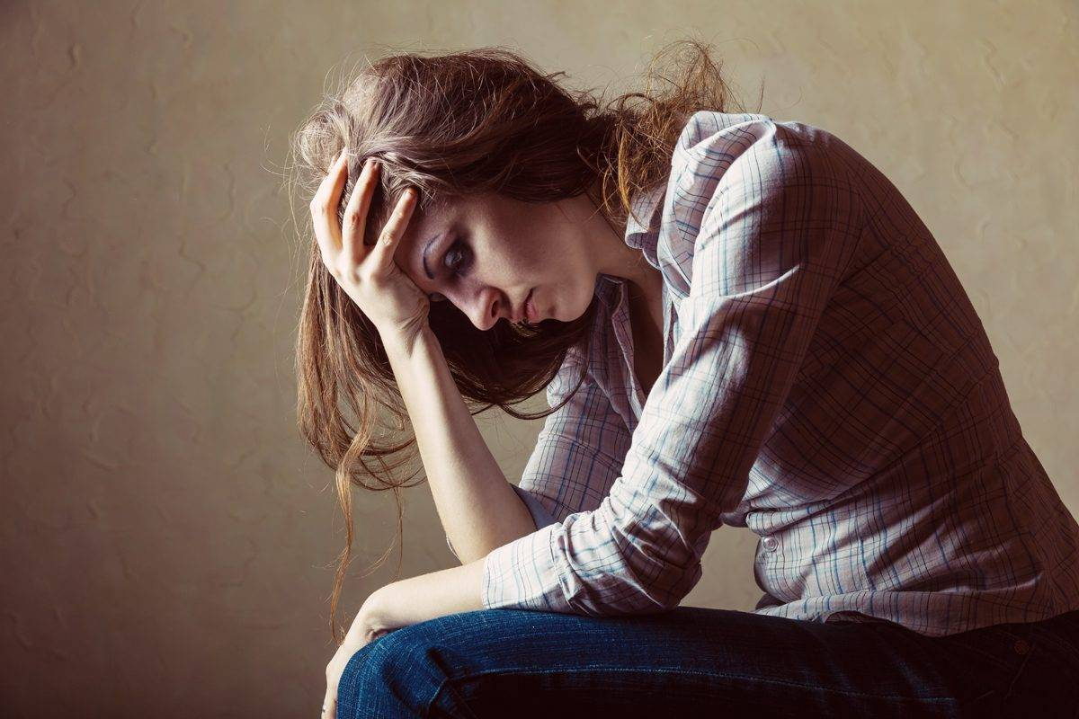 Депрессия. причины, симптомы, лечение болезни