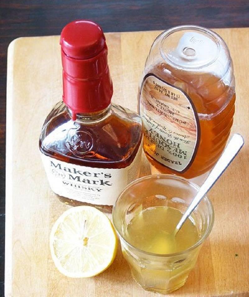 Можно ли пить алкоголь если болит горло
