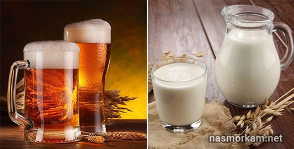 Можно ли при ангине пить пиво