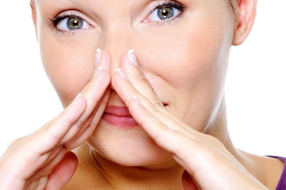 сухая слизистая носа лечение