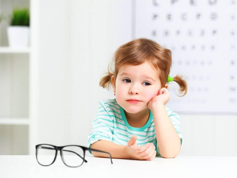 гиперметропия слабой степени у ребенка