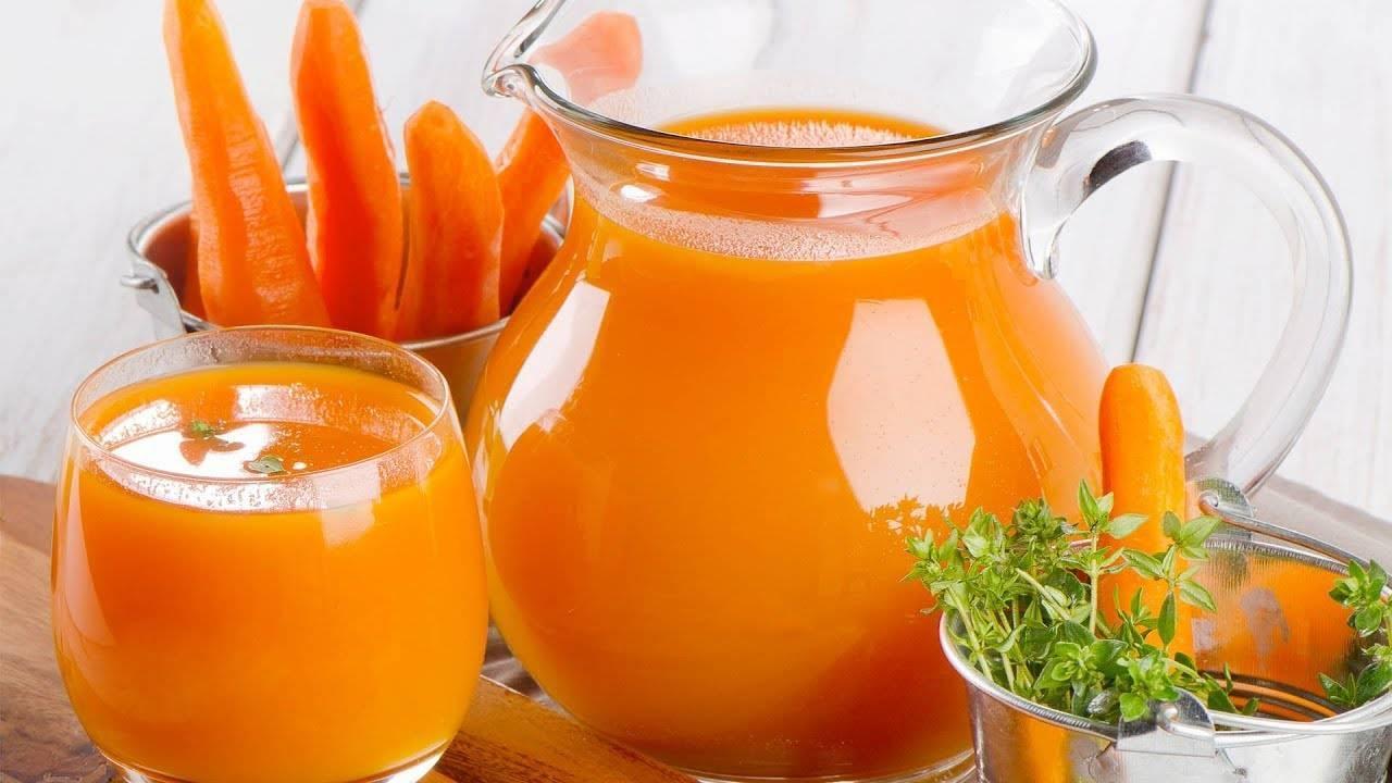 Полезен ли морковный сок? морковный сок: польза и вред для печени. свежевыжатый морковный сок: польза и вред