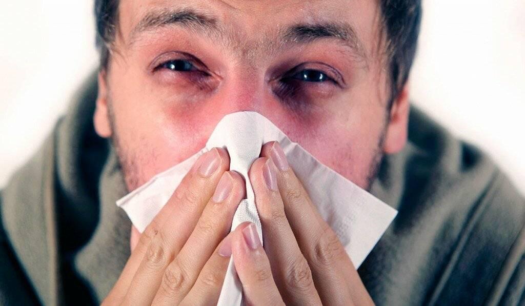 вирусный ринит лечение у взрослых
